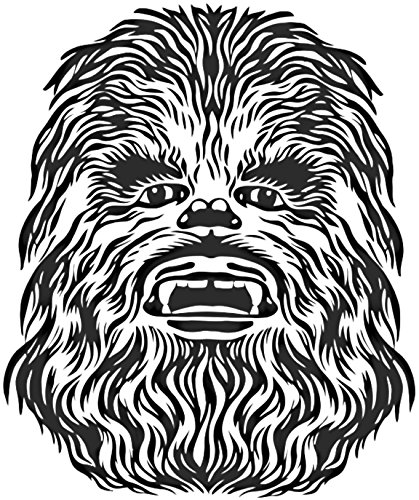 Star Wars Iron On Transfers - Star Wars - Chewbacca - For Light-Colored Materials - Iron On Heat Transfer 6