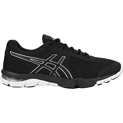 ASICS Women's Gel-Craze TR 4 Black/Silver/White 5 ...