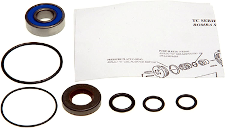 Edelmann 8630 Power Steering Pump Complete Rebuild Kit