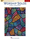 Worship Solos for Singers: Low Voice Edition with CD of Piano Accompaniments