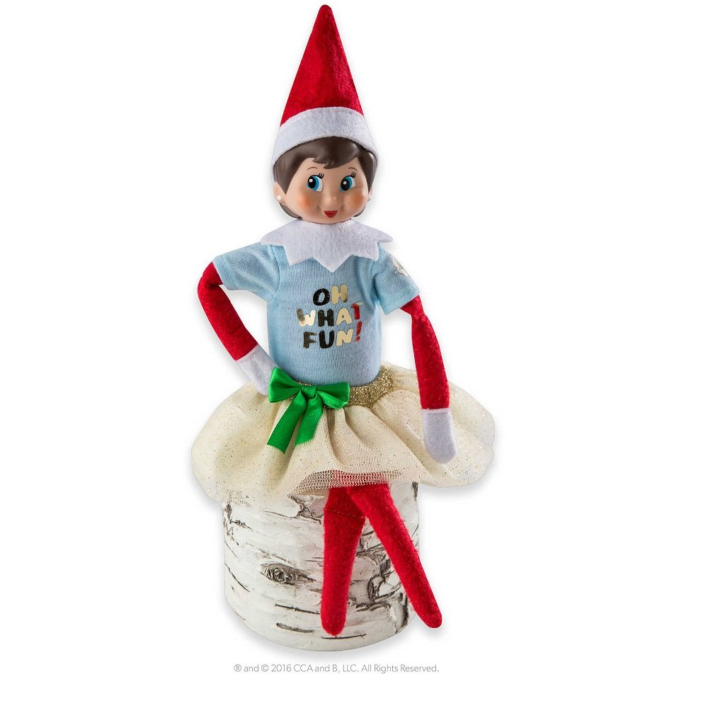 Exclusive 2017 The Elf on the Shelf Claus Couture Collection Festive Fun Set CCA /& B SG/_B0766JD8GB/_US