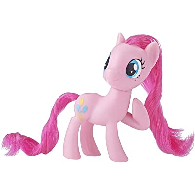 My Little Pony Mane Pony Pinkie Pie Classic Figure: Toys & Games