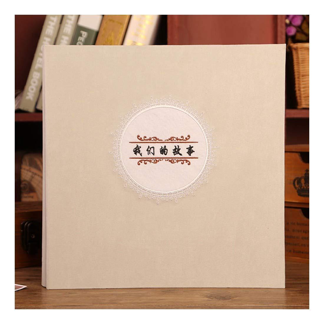 ZHAOXIANGXIANG Gran Álbum De Familia 23567810 Pulgadas Inserto De Plástico Tipo Foto Par Los Niños Bebé Álbum Mix,Ver Gráfico