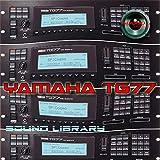 YAMAHA TG-77 Huge Sound Library & Editors on CD