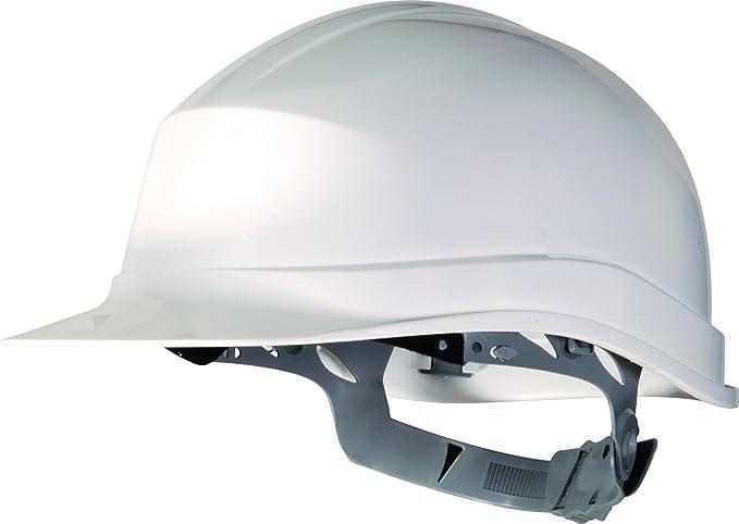 La moda ciudad® Delta Plus - Casco de seguridad Hard Hat Edificio de construcción Workwear PPE Zircon: Amazon.es: Ropa y accesorios