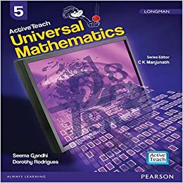 ActiveTeach Universal Mathematics 5 price comparison at Flipkart, Amazon, Crossword, Uread, Bookadda, Landmark, Homeshop18
