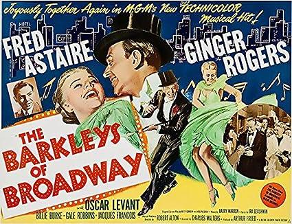 Image result for the barkleys of broadway 1949