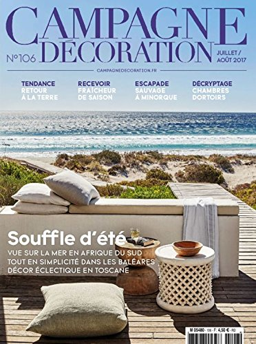 Campagne Decoration Magazine (French Outdoor Furniture Australia)