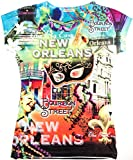 Sweet Gisele Womens New Orleans souvenir Graphic Printed Tshirt Tops Blouse