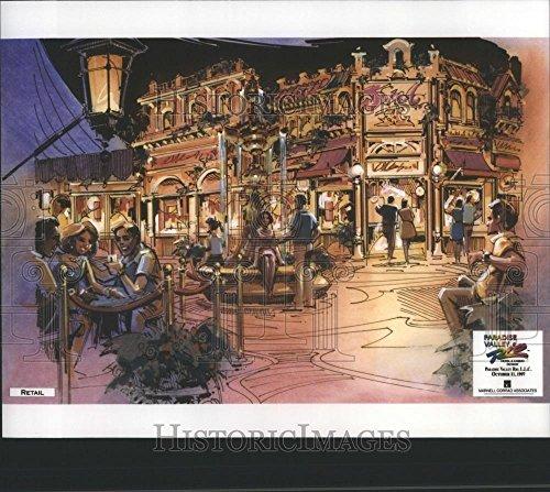 1997 Press Photo Paradise Valley Rio Casino Detroit - - Valley Pictures Paradise