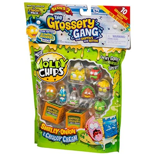 Grossery Gang 69016Season 2gros Lot