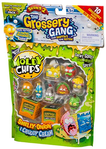 Gang Figure Set - Grossery Gang Season 2 large pack (set of 10)