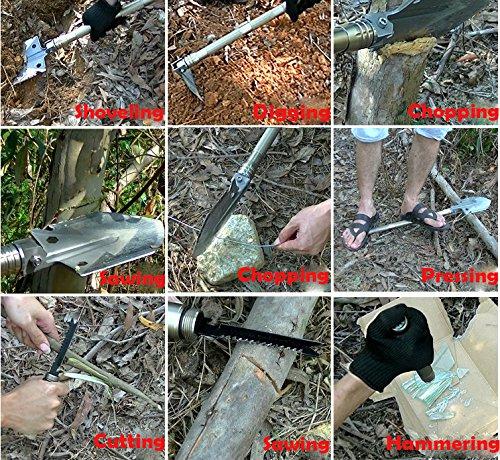 Aimake Shovel Military Folding Shovel