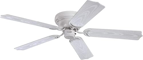 Westinghouse Lighting 7217200 Contempra 48-Inch Indoor/Outdoor Ceiling Fan