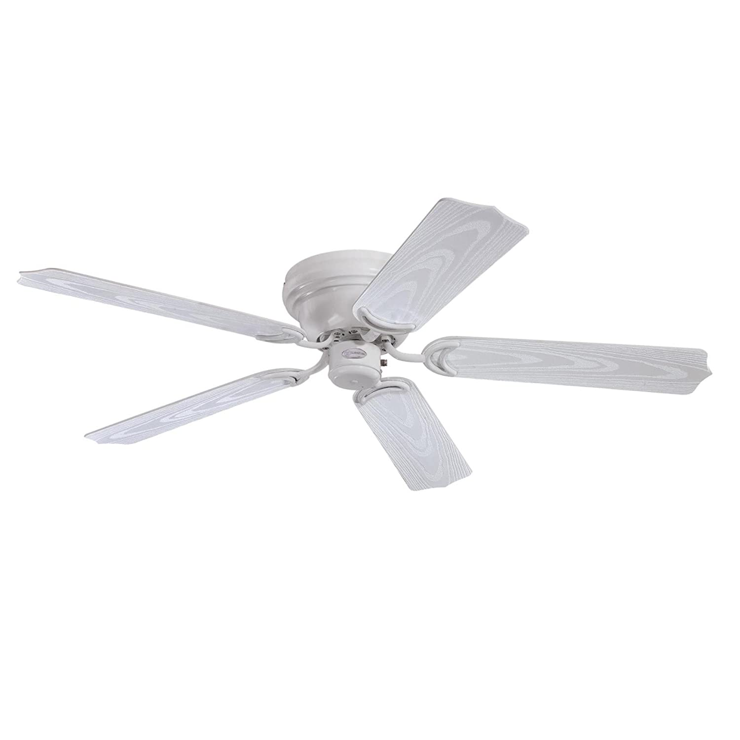 Westinghouse 7217200 Contempra 48-Inch White Indoor/Outdoor Ceiling Fan