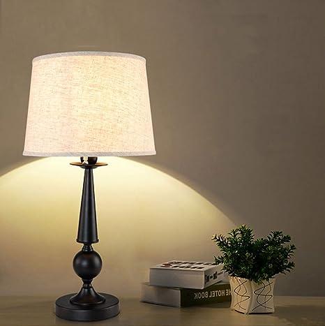 Lámpara de Mesa Global Noche de Dormitorio de Estudio de ...