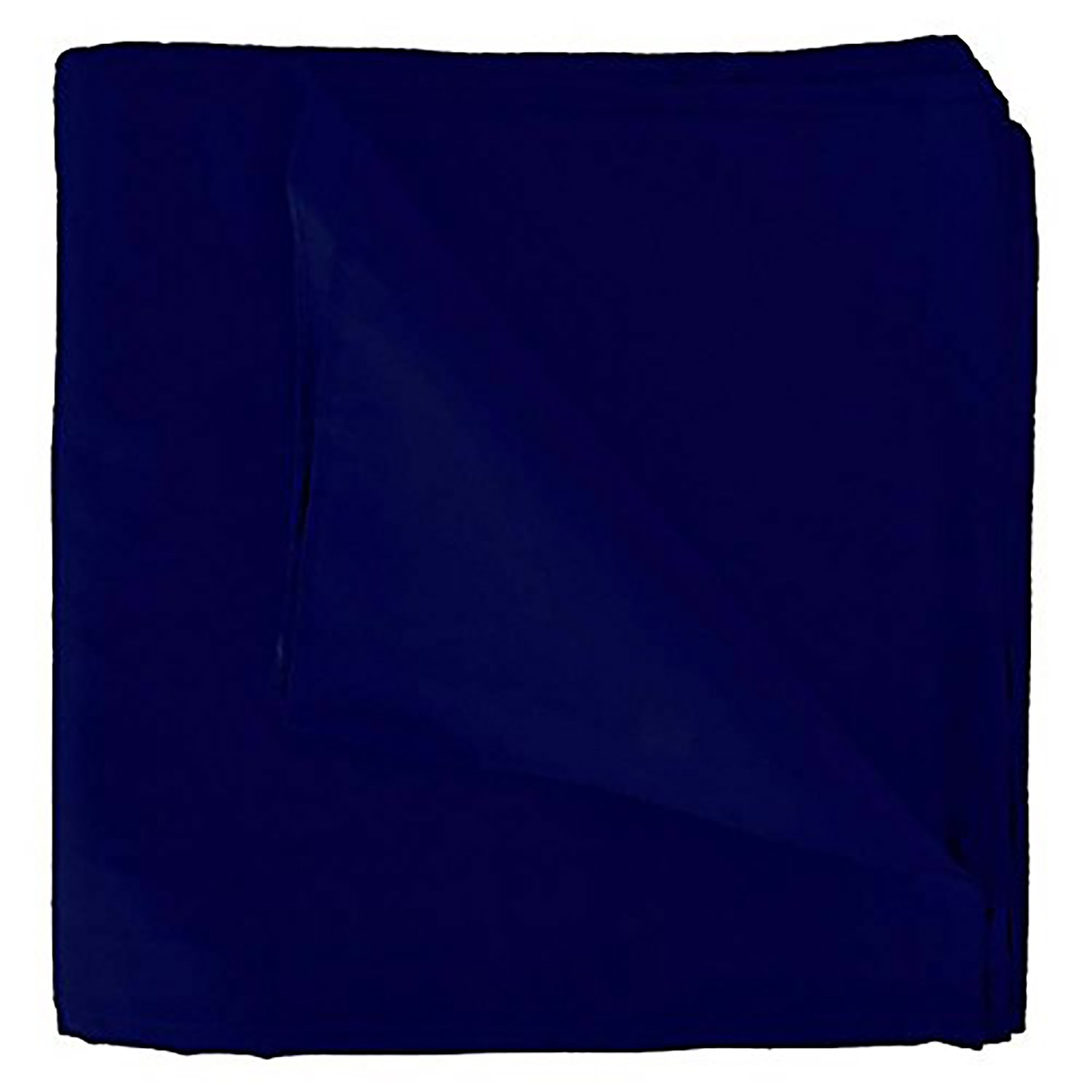 50 Pack Daily Basic Solid 100/% Cotton 22 x 22 Bandanas