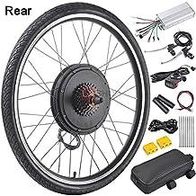 MegaBrand 48v 1000w 26 Inch Rear Wheel Electric Bicycle Motor Conversion Kit