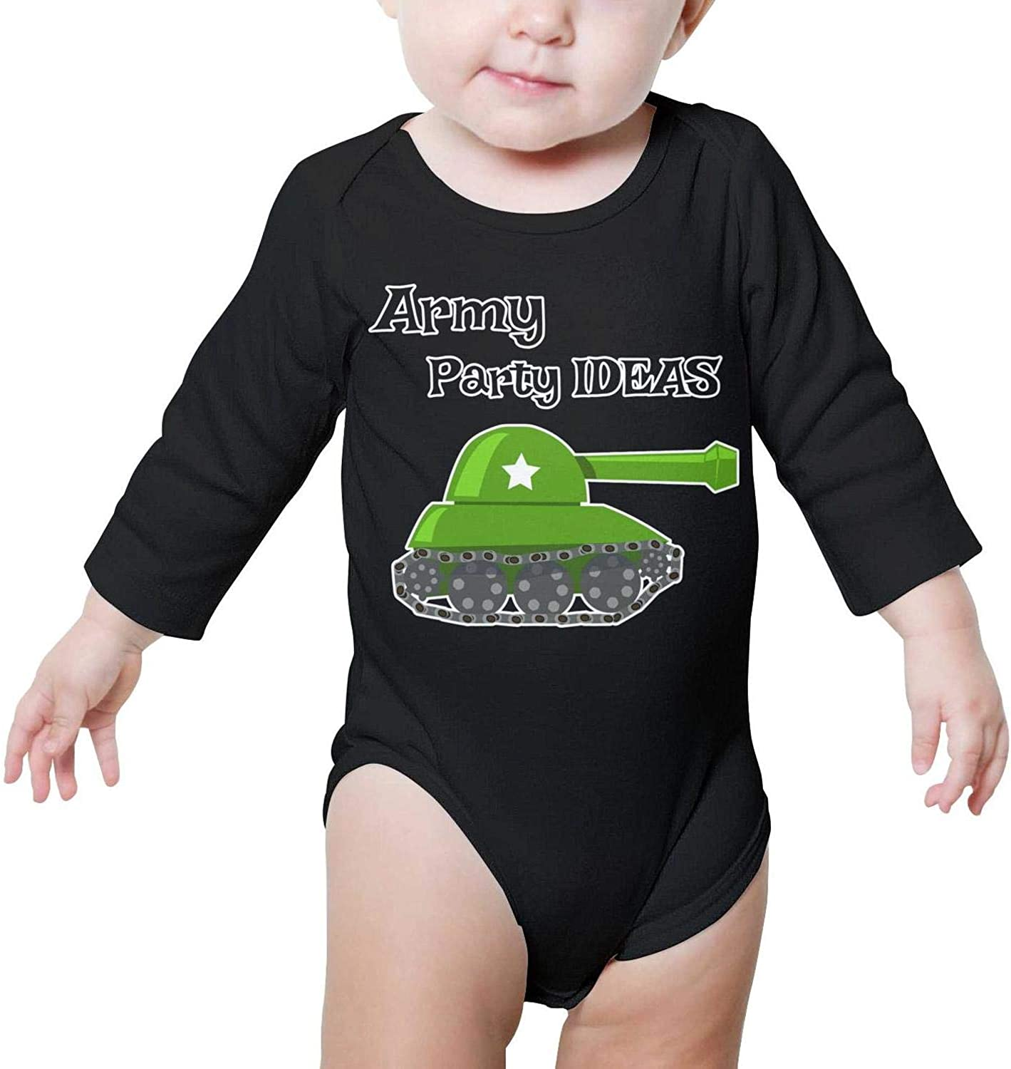 Colorado State Flag Poster Baby Onesies Clothing Long Sleeve Organic Cotton Cute