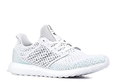 f98cff960704d adidas Ultraboost Clima Parley LTD Shoe - Men s Running 7.5 Cloud  White Blue Spirit