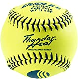 Dudley 11'' Thunder Heat USSSA Leather Fastpitch Softball