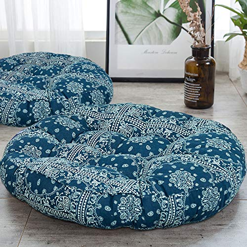 HIGOGOGO Boho Floor Pillow