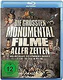Die grössten Monumentalfilme aller Zeiten [Blu-ray]