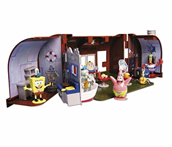 Simba Smoby Spongebob - Crusty Crab Playset 9498844