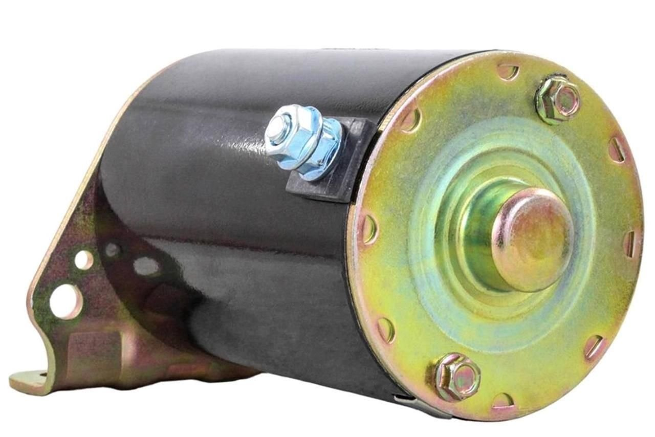 NEW STARTER MOTOR FITS BRIGGS /& STRATTON ENGINE 31P677 31P707 31P777 31P877 Crank-n-Charge