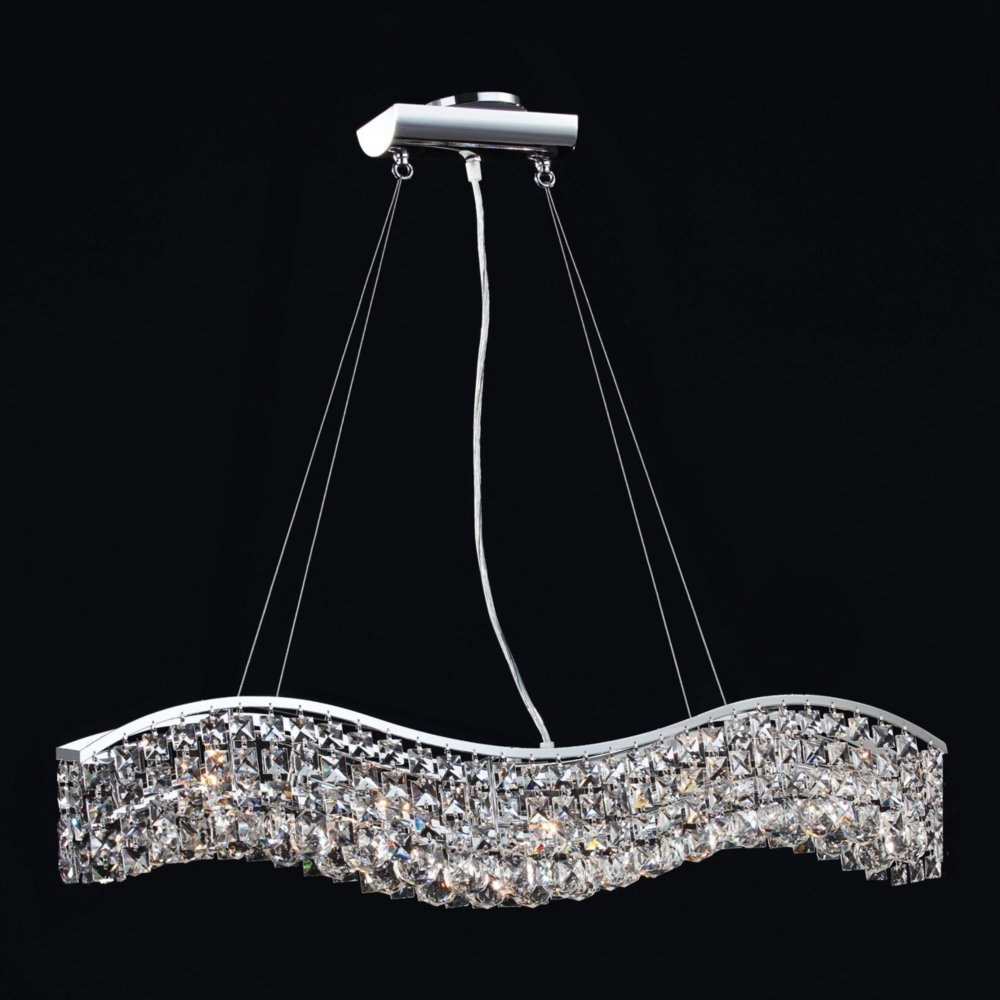 James r moder impact wave 36 wide imperial crystal pendant james r moder impact wave 36 wide imperial crystal pendant amazon aloadofball Images