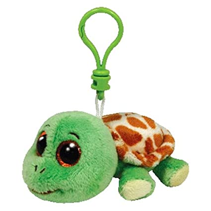 Image Unavailable. Image not available for. Color  Ty Beanie Boos Sandy -  Turtle Clip 9166c735abb6