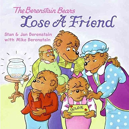 Download [The Berenstain Bears Lose a Friend] (By: Stan Berenstain) [published: November, 2014] ebook