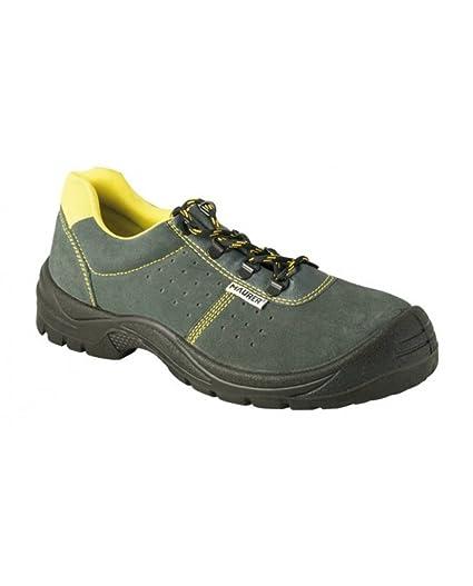 Maurer 15011254 - Zapatos seguridad valeria transpirable, tamaño 40