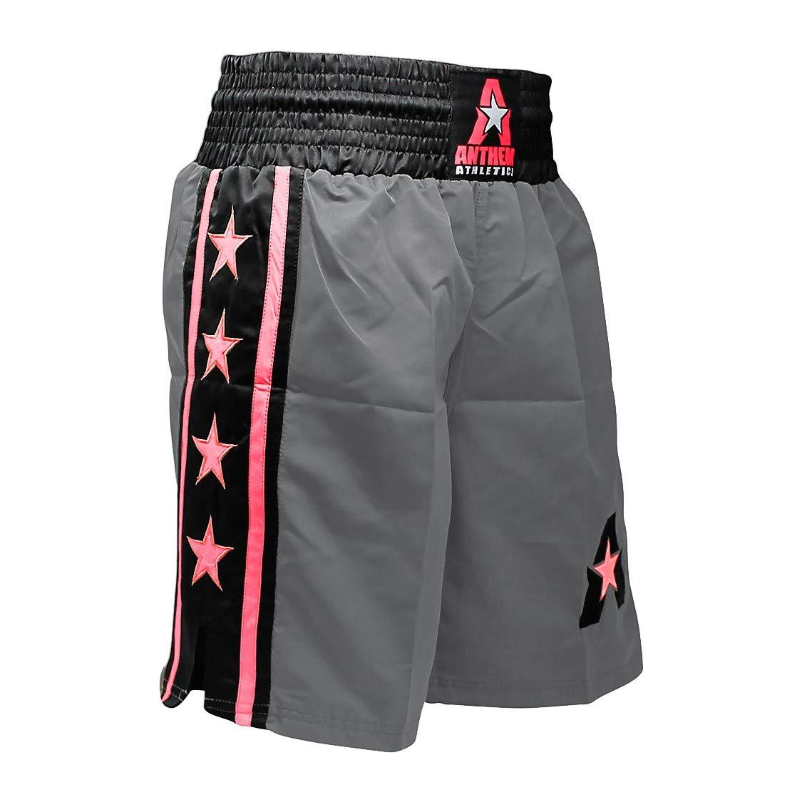 a19966ede586 Amazon.com  Anthem Athletics Classic Boxing Trunks Shorts  Clothing