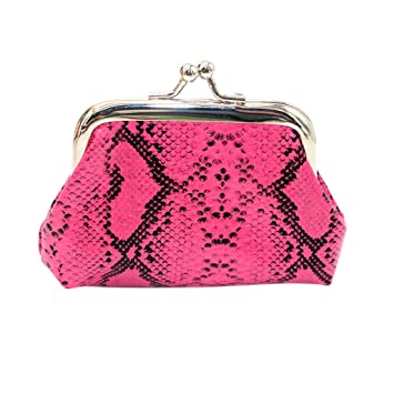 33fb19064f52 Amazon.com: ❤ Sunbona Coin Purses Pouches Fashion Women Retro ...