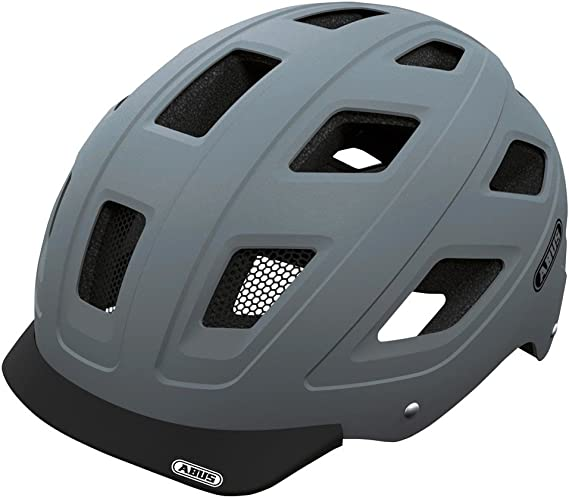 Abus Hyban Urban Helmet with Integrated LED Taillight