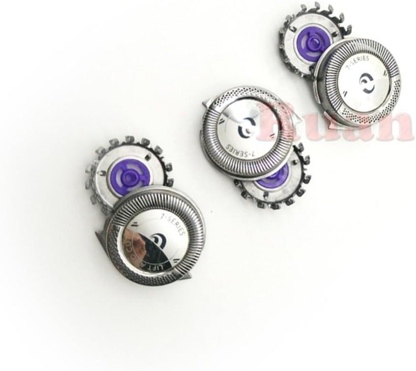 Cabezal de repuesto para afeitadora Hq6 Hq6425 Hq6466 Hq686 Hq7415 ...