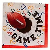 Game Time Lunch Napkins 18ct