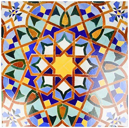 3dRose LLC ct_73580_4 Ceramic Tile, 12-Inch,