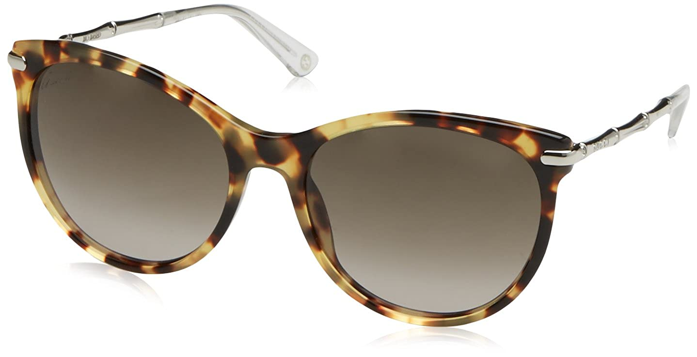Gucci Sonnenbrille 3771/s Ha (56 Mm) Yellow Havana Palladium, 56