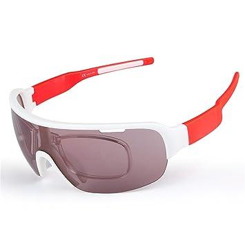 Deportivas gafas de sol polarizadas West bicicleta Ciclismo ...