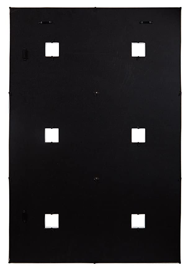 Amazon.de: Ideal Gallery Bilderrahmen in Weiß für 24 Fotos in 10x15 ...