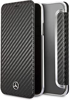 6S  Echt Carbon Hard Case Etui Cover Schutz Hülle Mercedes-Benz AMG iPhone® 7