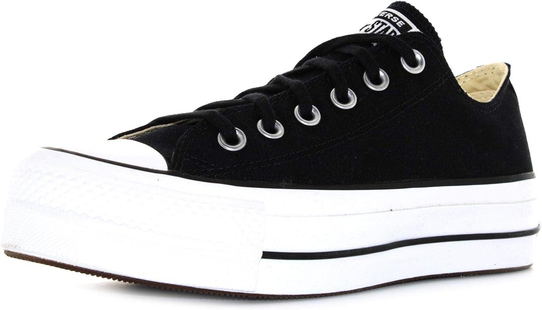 crisantemo contatto prescolastico  Amazon.com | Converse Women's Chuck Taylor All Star Metallic Platform Low  Top Sneaker, 8 US | Fashion Sneakers