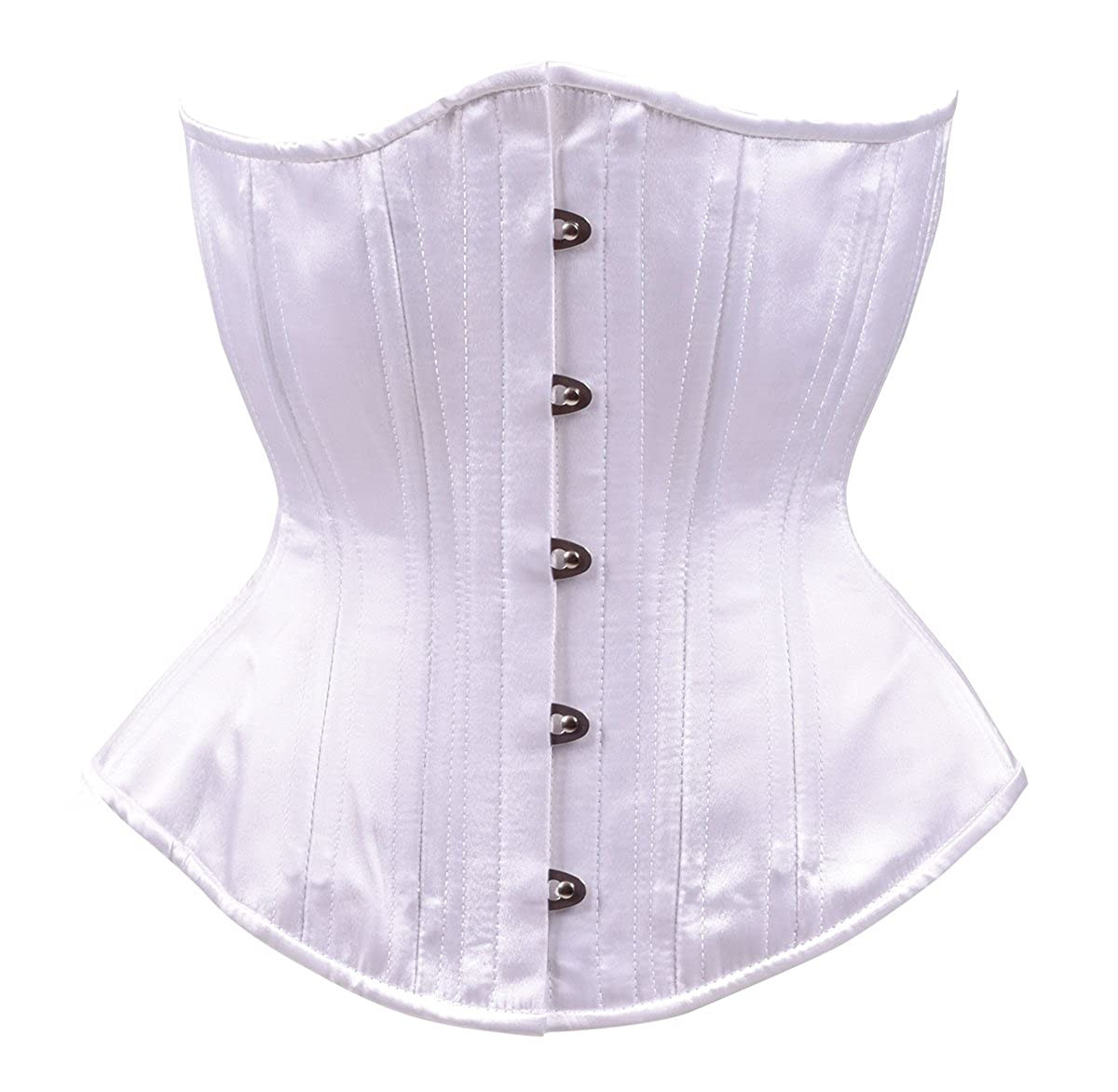 a2d8e26b74e Timeless Trends Womens Steel Boned Waist Training Hourglass Corset at  Amazon Women s Clothing store