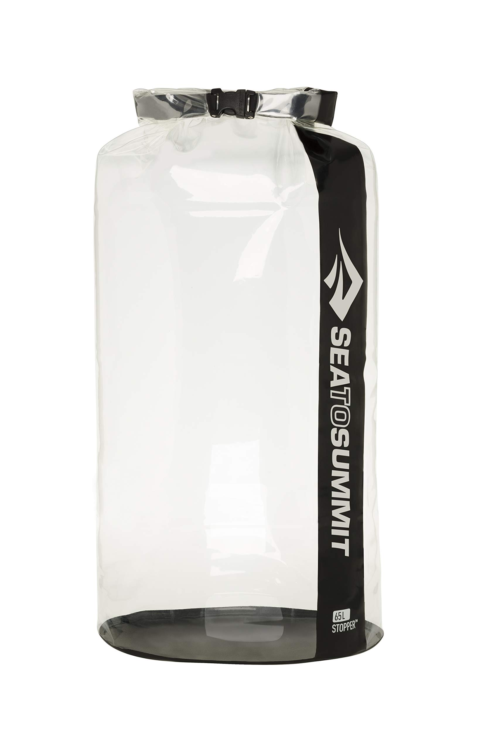 Sea to Summit Clear Stopper Dry Bag, 65 Liter by Sea to Summit