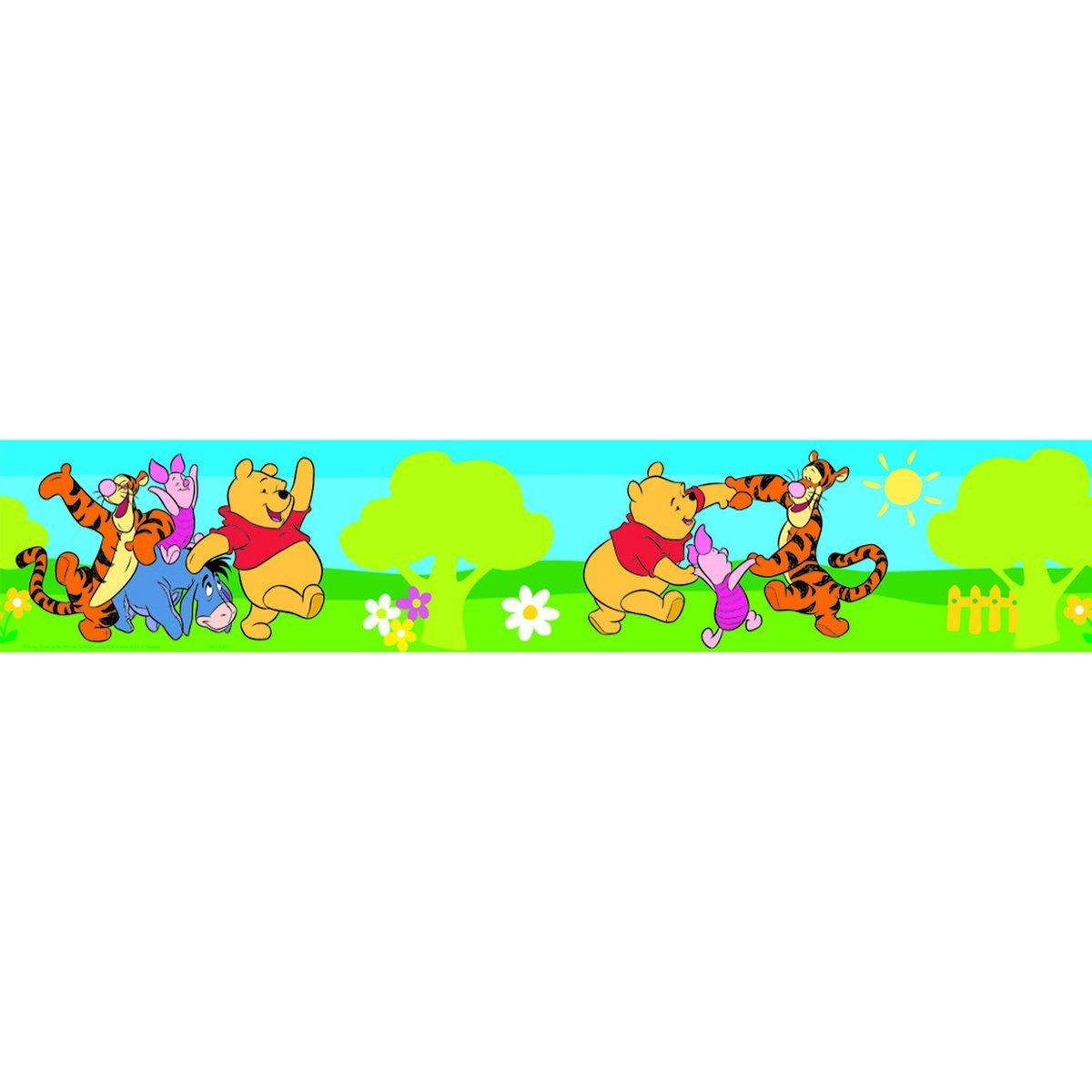 Disney Winnie lourson Frise de papier peint
