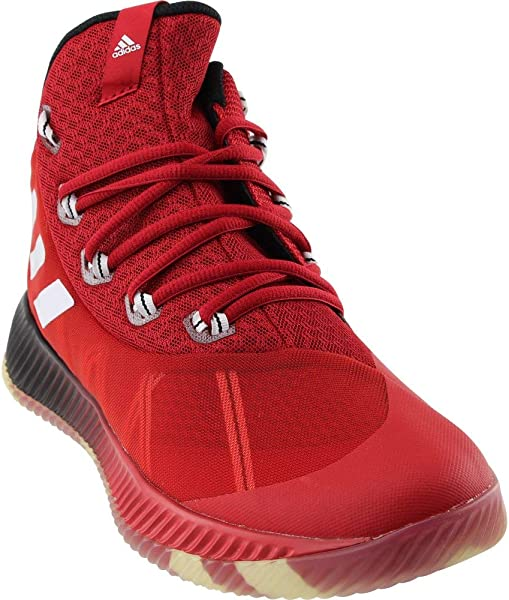 4923ef9a11503 adidas Mens SM Energy Bounce BB MM Athletic   Sneakers Red