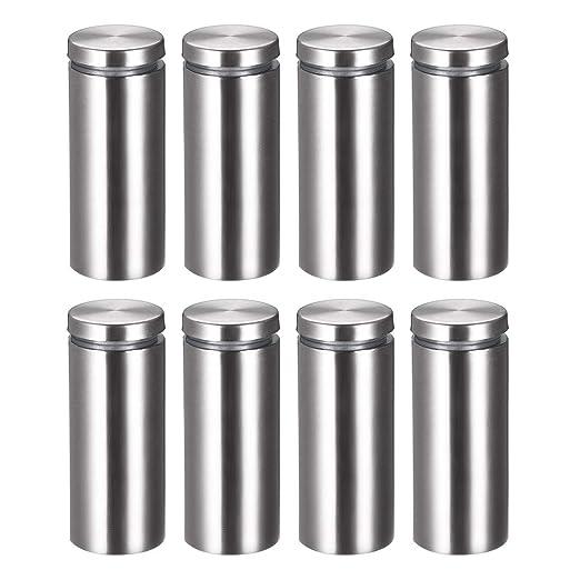 Uxcell Soporte de pared de acero inoxidable para soporte de ...