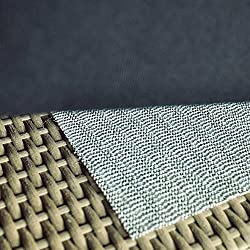 Non-Adhesive Shelf Liner and Drawer Liner - ART TO REAL Non-Slip Area Rug Pad - Stop Slipping Mat for Mattress, Cushions and Futon. (4' 6 ')